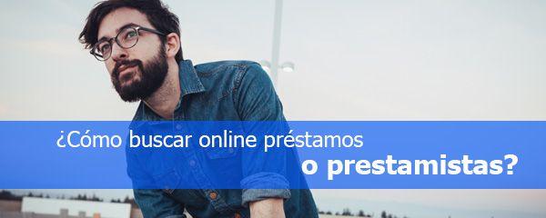 buscar online prestamistas