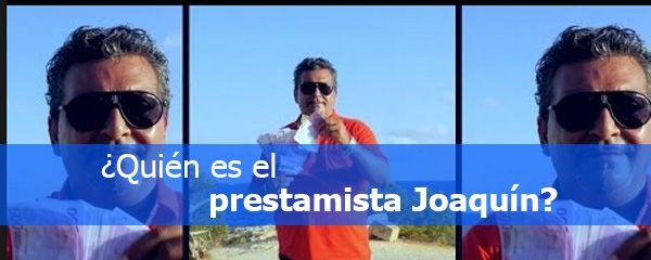 prestamista Joaquín