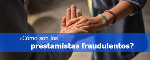 prestamistas fraudulentos